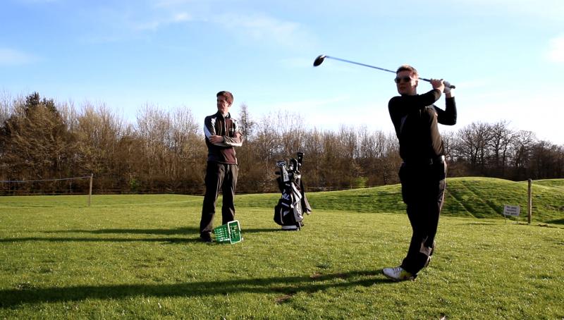 Golfing performance