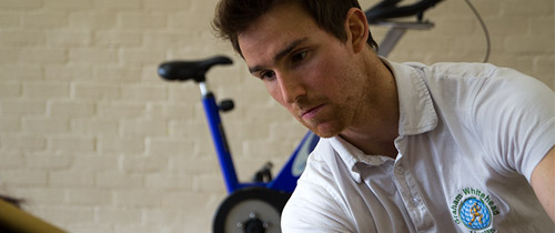 Graham Whitehead - Personal Trainer in the Harrogate Area