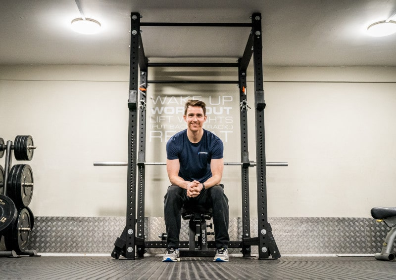 Graham Whitehead Health - Personal Trainer based in Harrogate