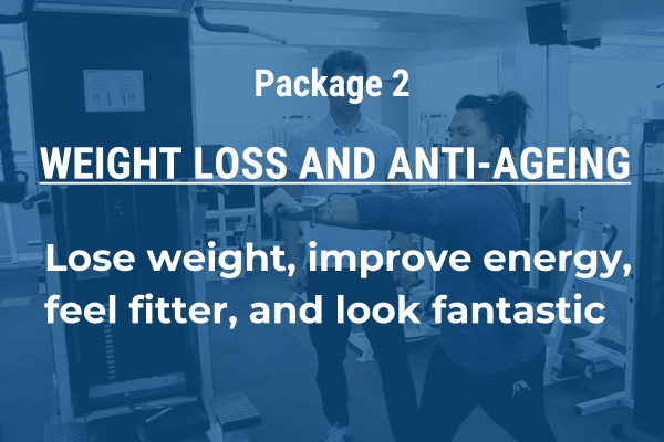Weight Loss and anti-ageing