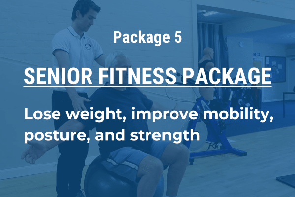Senior Fitness Package