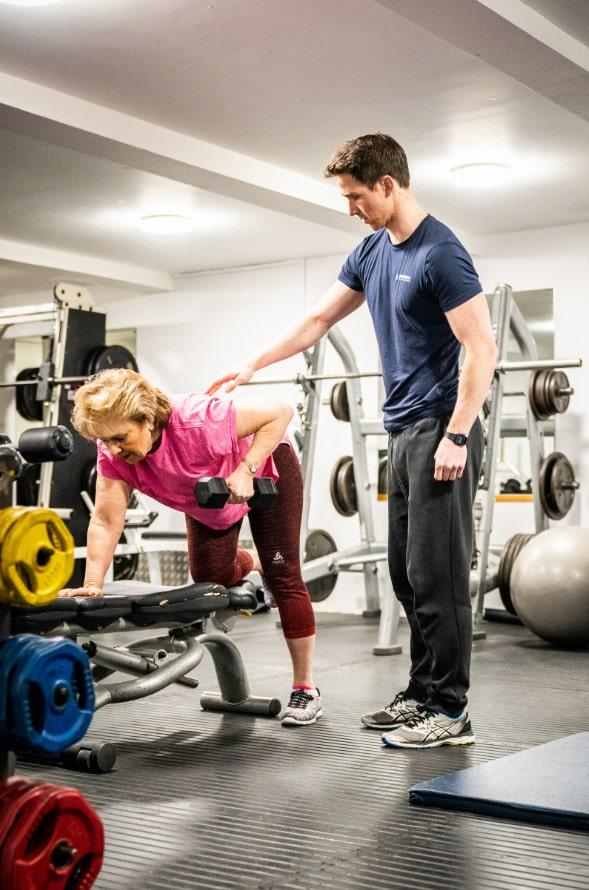 Graham whitehead harrogate based personal trainer