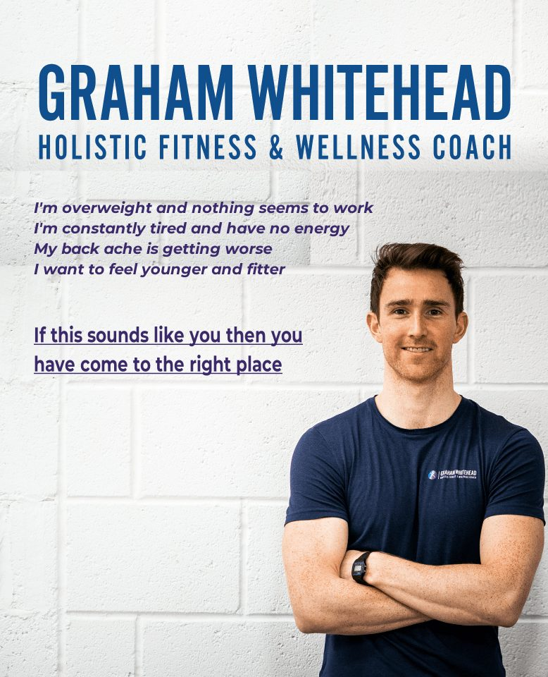 Graham Whitehead - Holistic Fitness and Wellness Coach